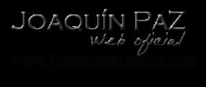 Nueva web de Joaquín Paz Joaquin-paz-site-oficial